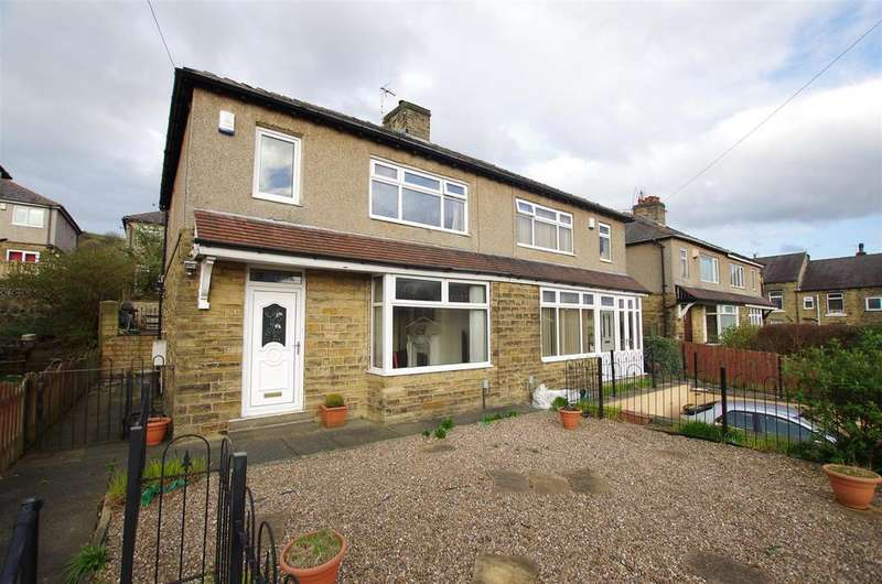 3 Bedrooms Semi Detached House for sale in Oxford Lane, Halifax