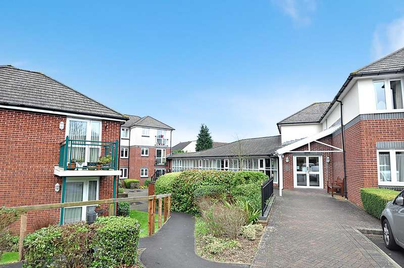 1 Bedroom Flat for sale in Fielders Court, Kenilworth Gardens, West End, Southampton, Hampshire, SO30 3HH