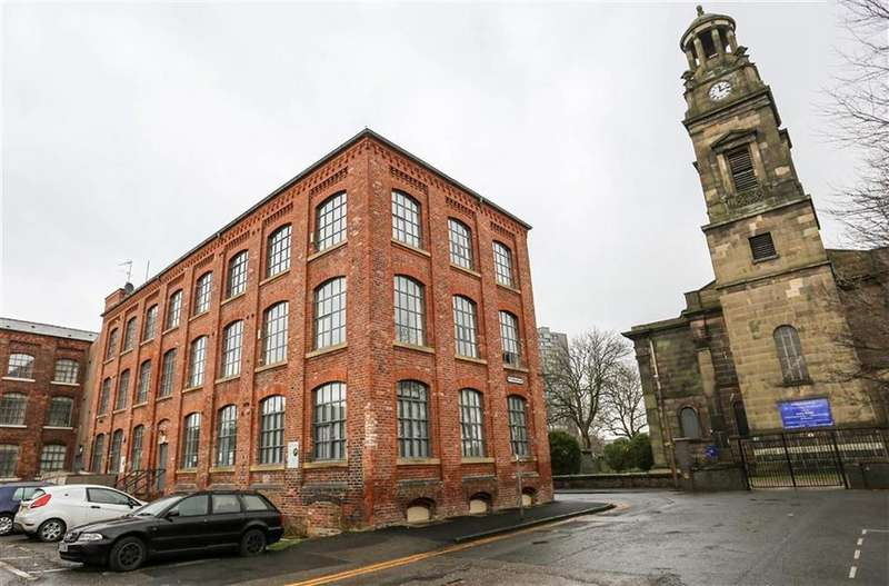 1 Bedroom Flat for sale in Mac Court, Stockport, Cheshire