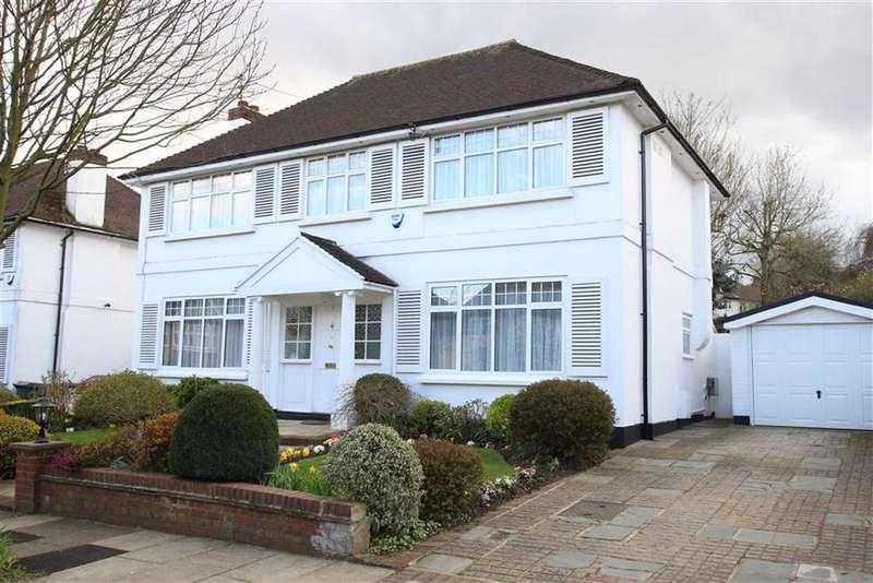 4 Bedrooms Detached House for sale in Rowben Close, Totteridge, London