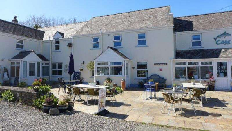 8 Bedrooms Detached House for sale in Marloes, Haverfordwest