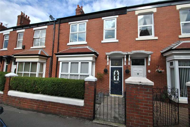 3 Bedrooms Terraced House for sale in Queen Street, Seaham, Co. Durham, SR7