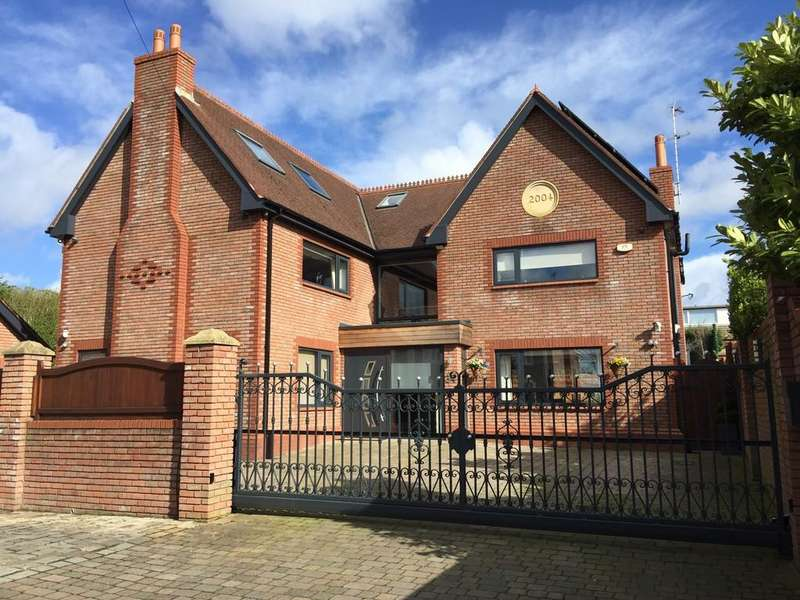 6 Bedrooms Detached House for sale in Victoria Road, Aughton