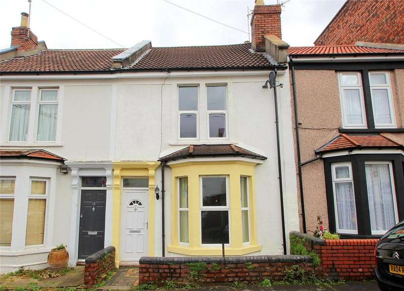 3 Bedrooms Terraced House for sale in Victoria Place, Bedminster, BRISTOL, BS3