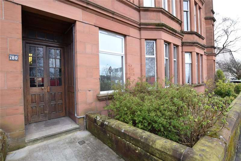 2 Bedrooms Apartment Flat for sale in 0/2, Crow Road, Anniesland Mansions, Anniesland, Glasgow