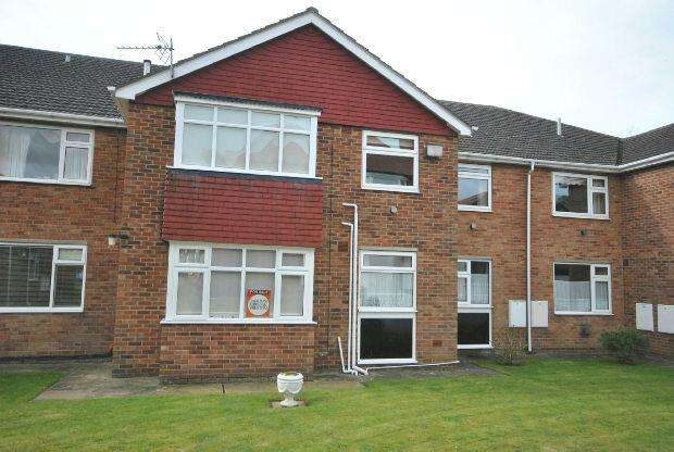 2 Bedrooms Retirement Property for sale in Kings Road, CLEETHORPES
