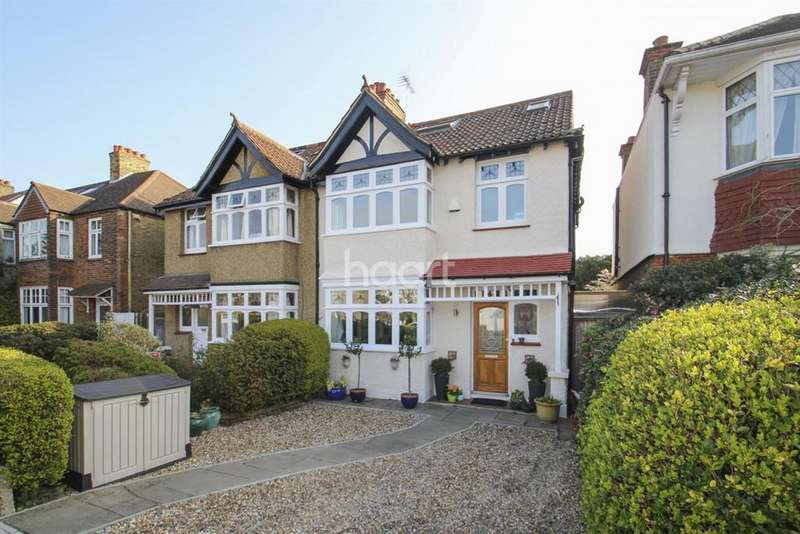 4 Bedrooms Semi Detached House for sale in Poplar Road
