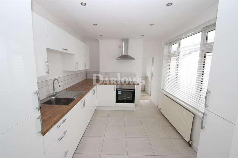 3 Bedrooms Terraced House for sale in Adeline Street, Splott, Cardiff