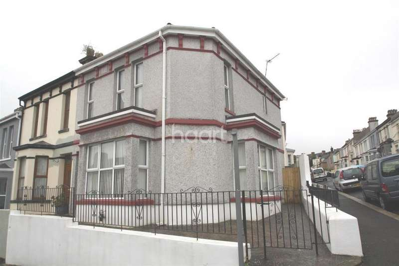 6 Bedrooms End Of Terrace House for sale in Furzehill Road, Mutley