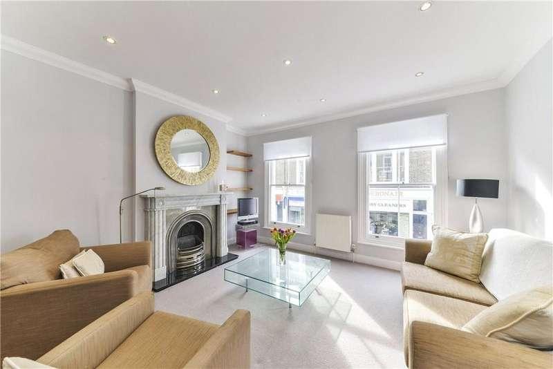 2 Bedrooms Flat for sale in Stratford Road, Kensington, London, W8