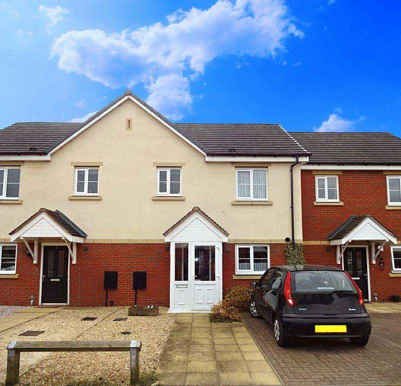 2 Bedrooms Terraced House for sale in Mike Oborski Close, Kidderminster DY10 3EB