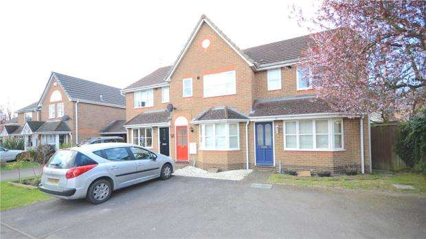2 Bedrooms Terraced House for sale in Conygree Close, Lower Earley, Reading