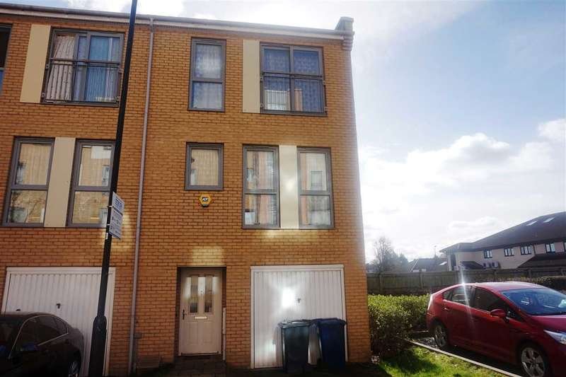 4 Bedrooms End Of Terrace House for sale in Fortune Avenue, Edgware