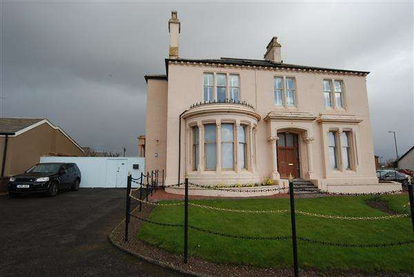 5 Bedrooms Apartment Flat for sale in South Crescent Road Ingledean, Ardrossan