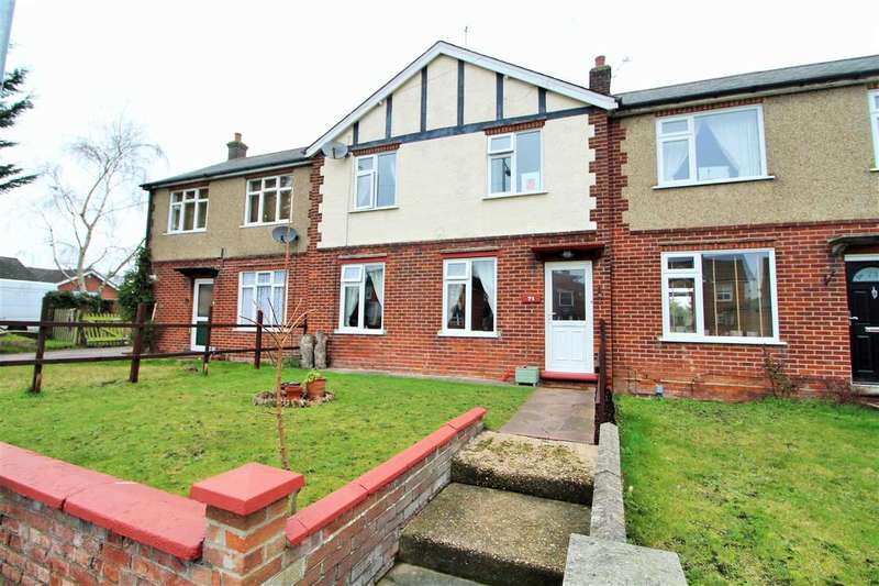 3 Bedrooms Terraced House for sale in Bromley Road, Colchester