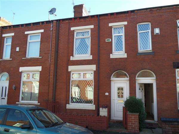 2 Bedrooms Terraced House for rent in Minor Street, Failsworth, Manchester