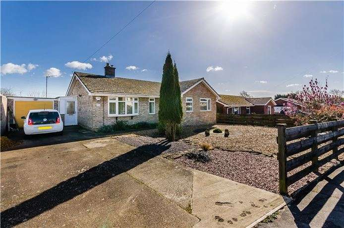 3 Bedrooms Detached Bungalow for sale in Lawn Lane, Sutton, Ely