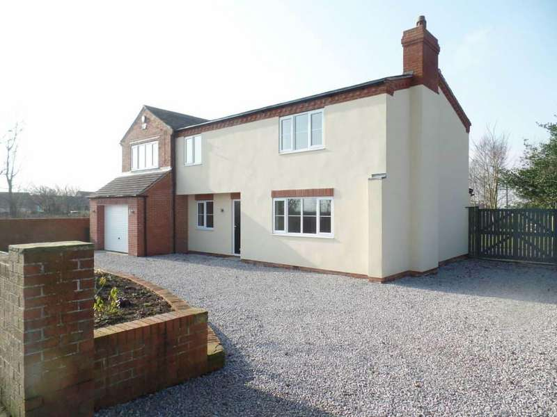 5 Bedrooms Detached House for sale in Wressle