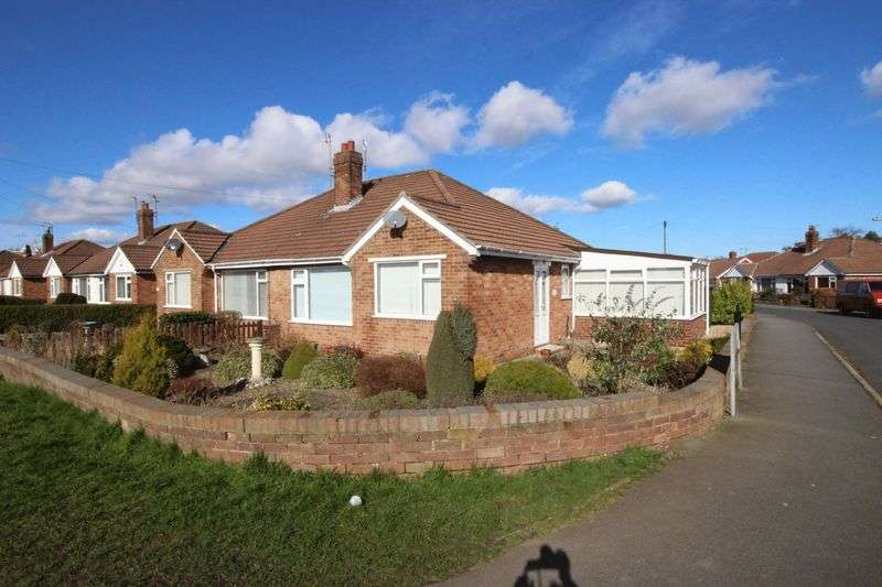 2 Bedrooms Semi Detached Bungalow for sale in Coldyhill Lane, Scarborough,