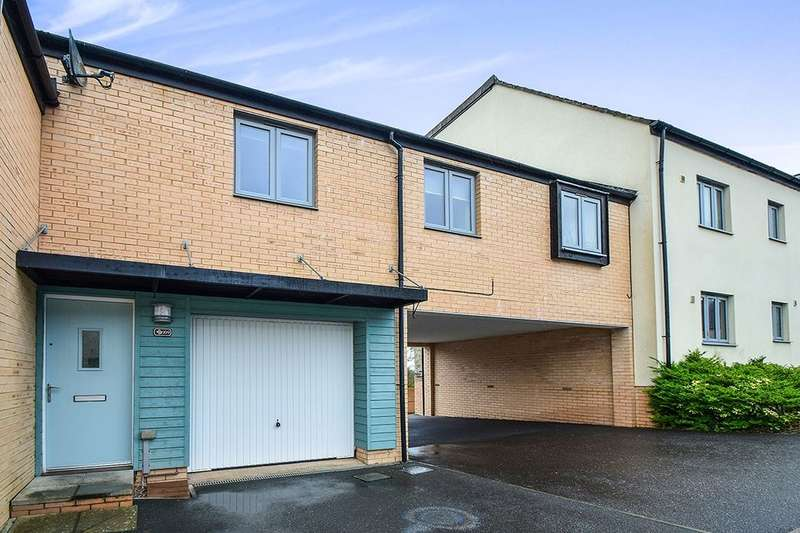 2 Bedrooms Flat for sale in Orleigh Cross, Newton Abbot, TQ12