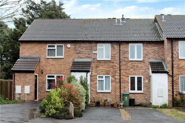 2 Bedrooms Terraced House for sale in Bailey Close, Littlehampton, BN17