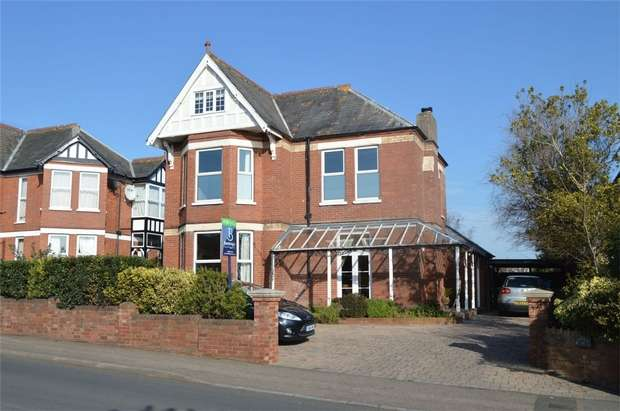 5 Bedrooms Detached House for sale in Exeter Road, EXMOUTH, Devon