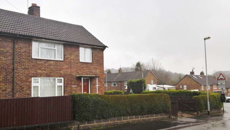 3 Bedrooms Semi Detached House for sale in Norfolk Road, Kidsgrove, Stoke-on-Trent, Staffordshire, ST7 1EZ