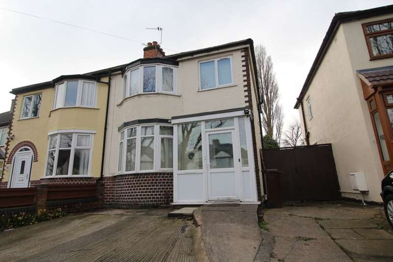 3 Bedrooms Semi Detached House for rent in Mill Lane, Wednesfield, Wolverhampton, WV11