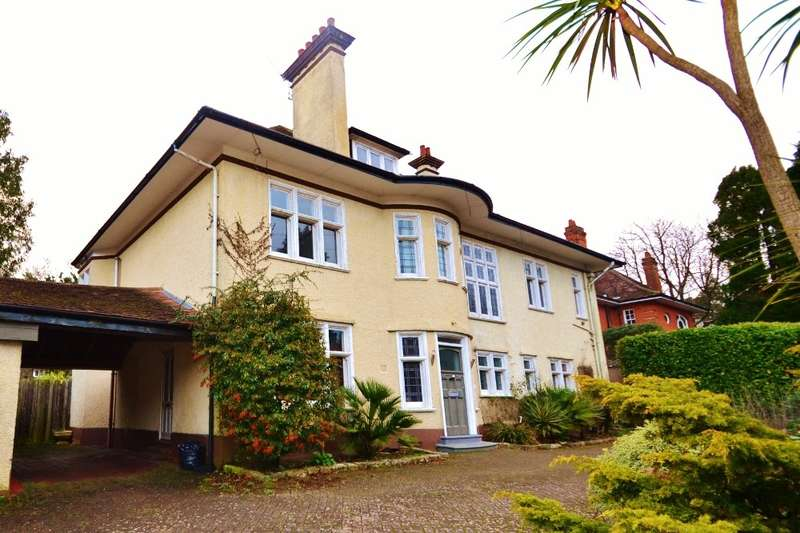 6 Bedrooms Detached House for rent in Bournemouth