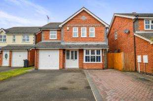 4 Bedrooms Detached House for sale in Centurion Walk, Kingsnorth, Ashford, Kent
