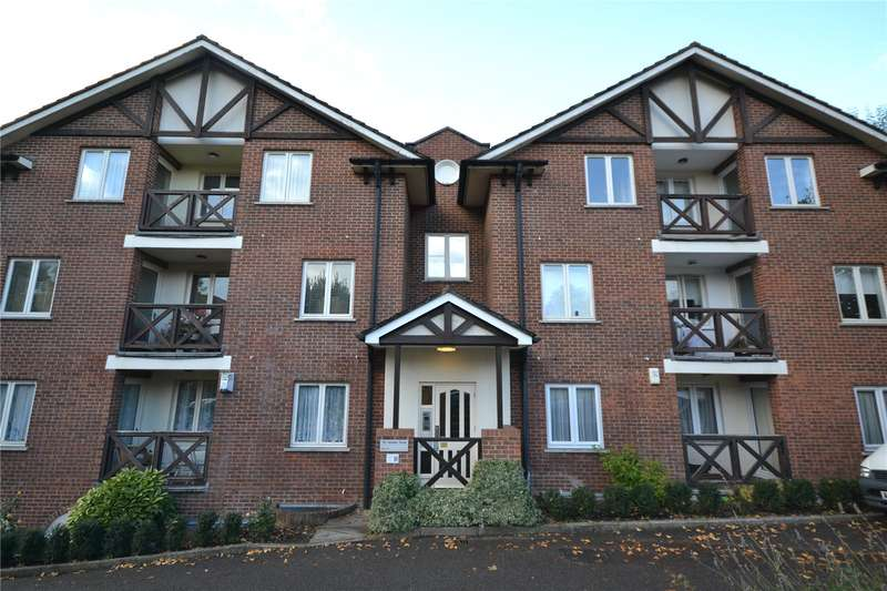 2 Bedrooms Apartment Flat for sale in Woodside Grange, 77 Holden Road, London, N12