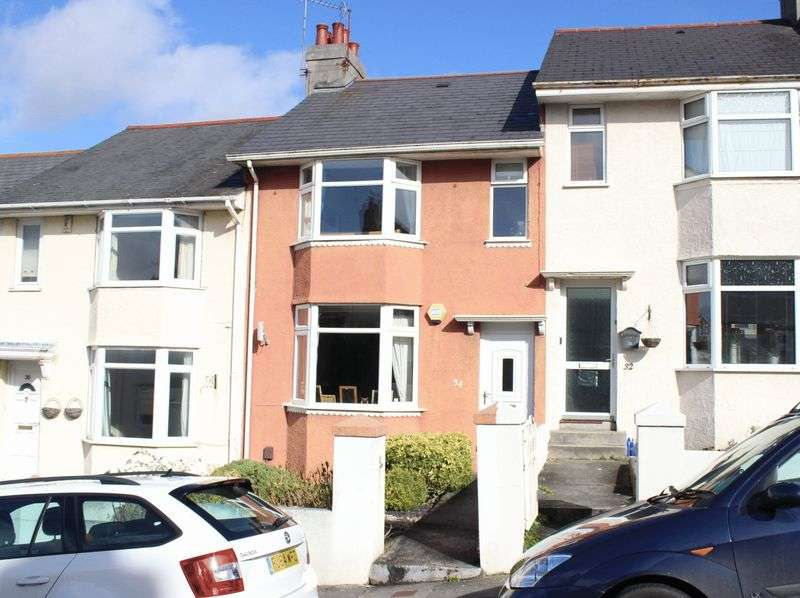 3 Bedrooms Terraced House for sale in Ganges Road, Milehouse, Plymouth