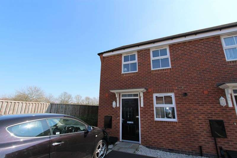 2 Bedrooms Terraced House for sale in Water Reed Grove, Walsall