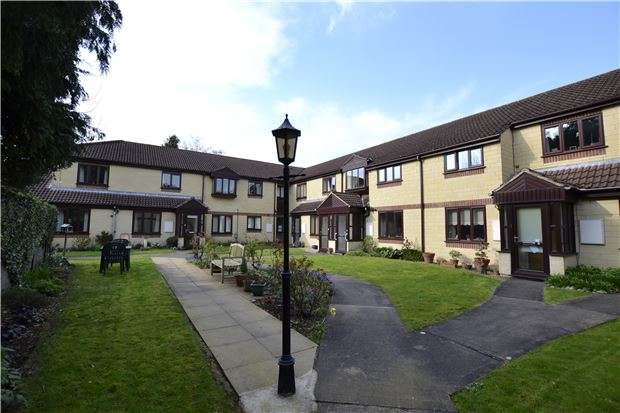 1 Bedroom Flat for sale in Shephards Gardens, High Street, Weston, BATH, BA1 4DF