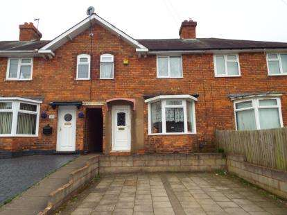 3 Bedrooms Terraced House for sale in Sidcup Road, Birmingham, West Midlands