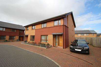 3 Bedrooms Semi Detached House for sale in Old Caley Road, Irvine, North Ayrshire