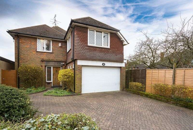 4 Bedrooms Detached House for sale in Old Bedford Road Area