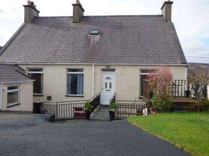 5 Bedrooms Semi Detached House for sale in Clwt-Y-Bont, Caernarfon, Gwynedd, LL55
