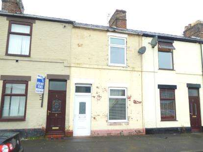2 Bedrooms Terraced House for sale in Allcard Street, Warrington, Cheshire