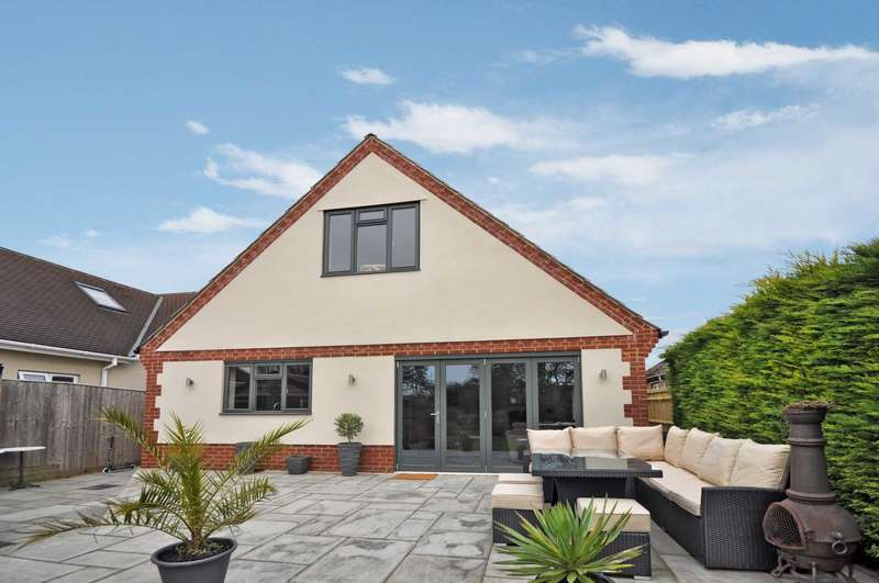 5 Bedrooms Detached House for sale in Didcot Road, Harwell