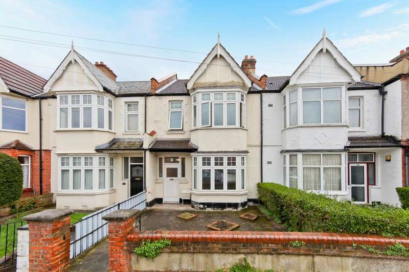 3 Bedrooms Terraced House for sale in Bickersteth Road, London SW17