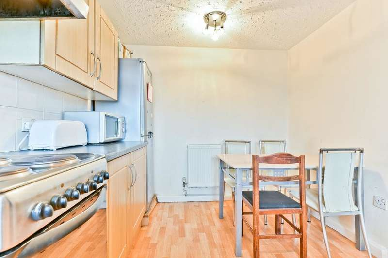 3 Bedrooms Flat for sale in Benworth Street, London E3