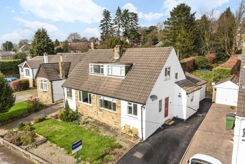 2 Bedrooms Detached House for sale in The Close, East Keswick, Leeds, LS17 9EL