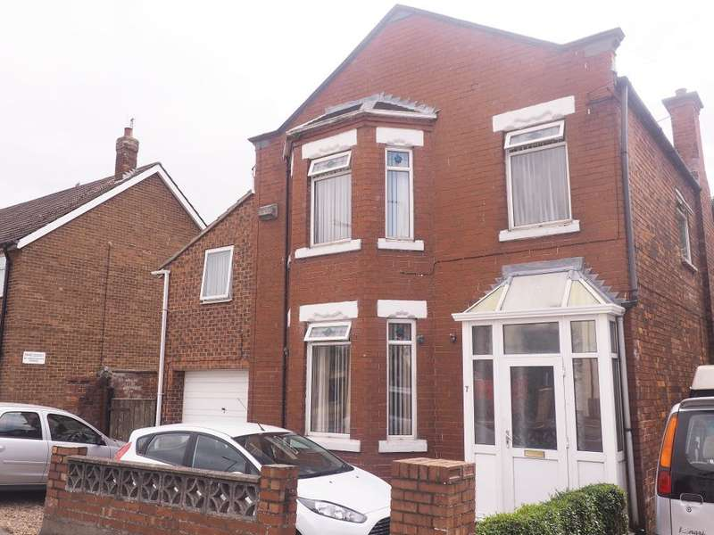 6 Bedrooms Detached House for sale in Ings Road, Hull, HU8 0SD