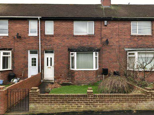 3 Bedrooms Terraced House for sale in NEWBURN AVENUE, BOWBURN, DURHAM CITY : VILLAGES EAST OF