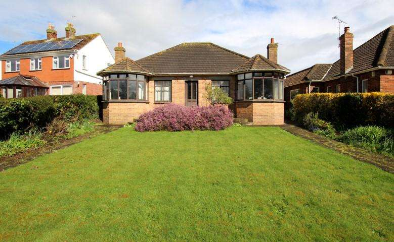 2 Bedrooms Detached Bungalow for sale in Spaxton Road, Bridgwater TA5