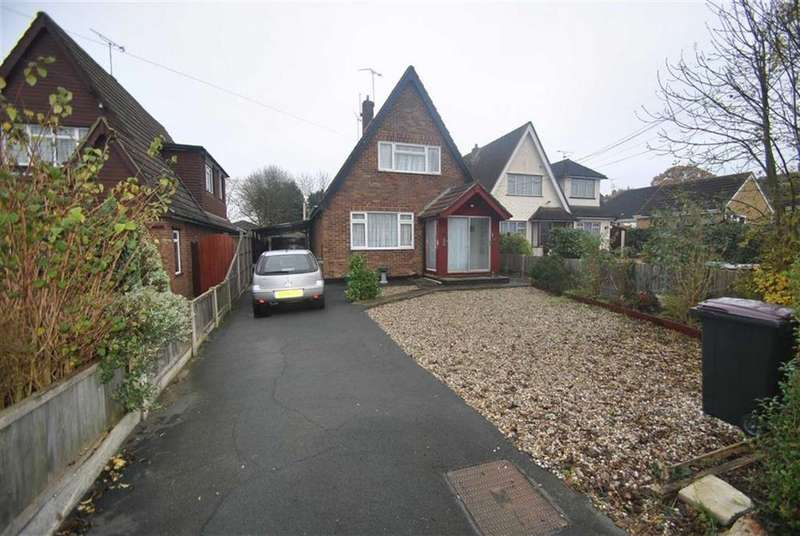 3 Bedrooms Chalet House for sale in Stanley Road, Ashingdon, Essex