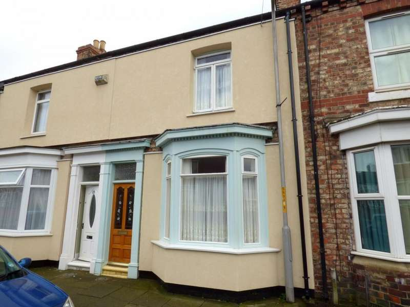 2 Bedrooms House for sale in Stavordale Road, Stockton-On-Tees, TS19