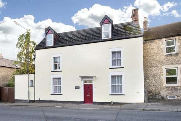 4 Bedrooms Detached House for sale in Portway, Frome