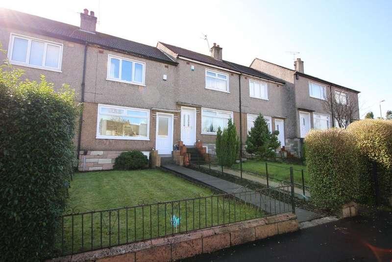 2 Bedrooms Terraced House for sale in 85 Ledi Drive, Bearsden, G61 4JP